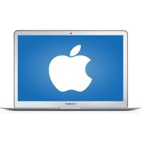 "Refurbished Apple MacBook Air Intel Core i5 13.3"" 4GB RAM 128GB SSD Silver MD760LL/A Grade A"