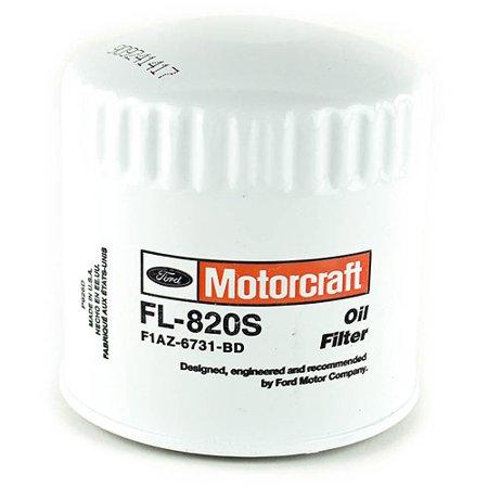 Motorcraft Oil Filter Fls