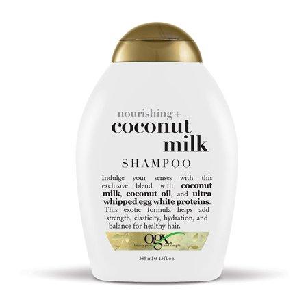 OGX® Nourishing + Coconut Milk Shampoo, 13 FL (Nourishing Shampoo)