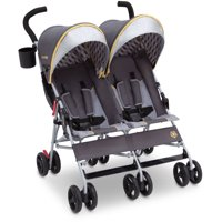 Jeep Scout Double Stroller by Delta Children, Choose Your Color
