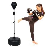 Adjustable Boxing Punching Speed Ball Set Free Standing Speed Ball Bag Boxing Training
