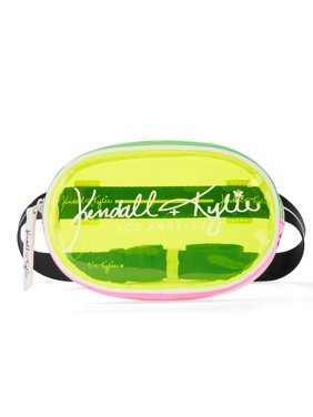 Kendall + Kylie for Walmart Neon Mix Belt Bag