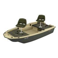 Sun Dolphin Pro 2-Man 120 Fishing Boat