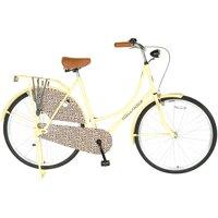 """28"""" Hollandia City Leopard Women's Cruiser Bike"""