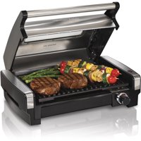 Hamilton Beach Searing Grill with Lid Viewing Window | Model# 25361