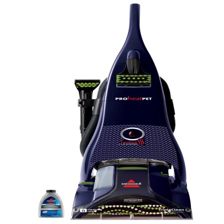 Carpet Cleaning System (BISSELL ProHeat Pet Advanced Full-Size Carpet Cleaner,)
