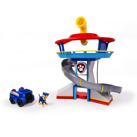 Dog Playset - Paw Patrol Look-out Playset, Vehicle and Figure