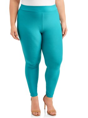 Women's Plus Size Super Soft Full Length Legging