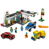 LEGO City Town Service Station 60132