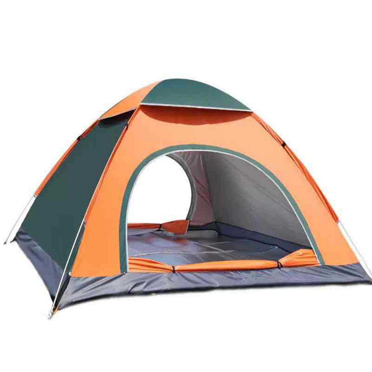 190T Oxford 2-3 Person Family C&ing Tents Dome Tent Easy Setup Waterproof Windproof  sc 1 st  Walmart & Family Camping Tents