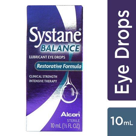 SYSTANE BALANCE Lubricating Eye Drops for Dry Eyes Symptoms,