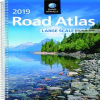 Rand McNally 2019 Large Scale Road Atlas