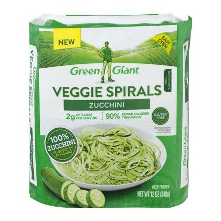 Green Giant Veggie Spirals Zucchini, 12.0 OZ