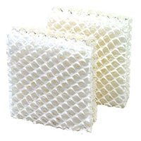 2 PACK D13C Humidifier Filter Replacements by Air Filter Factory