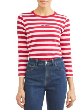 Women's Janet Long-Sleeved Sailor Tee