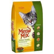 Meow Mix Indoor Health Dry Cat Food, 3.15 lb