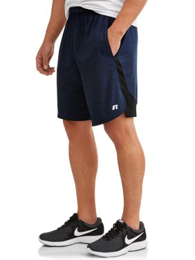 Russell Big Men's Core Performance Active Shorts
