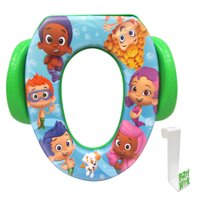 Nickelodeon Bubble Guppies Soft Potty Seat