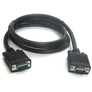 10' Ft Foot  VGA Cable Monitor Video Cable Cord for PC SVGA M-M Male to Male