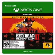 Red Dead Redemption 2 Ultimate Edition, Rockstar Games, Xbox, [Digital Download]