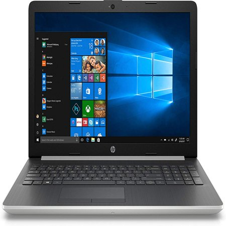 HP 15 Home Office Laptop (Intel i7-8565U 4-Core, 16GB RAM, 512GB PCIe SSD, 15.6