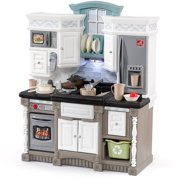 Step2 Lifestyle Dream Kitchen with 37 Piece Play Food Accessory Set
