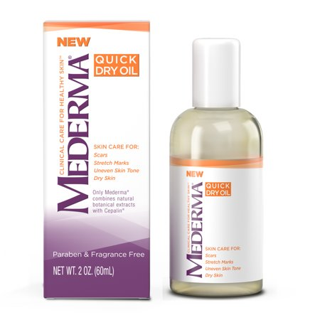 Mederma Quick Dry Oil - 60 ml