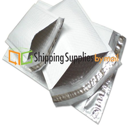 Poly Bubble Mailers Shipping Mailing Bags #CD 6.5