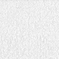 "David Textiles, Inc. White Cotton Terrycloth Fabric By The Yard 44"" Wide"