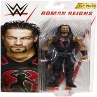 "Roman Reigns - WWE Series ""Top Talent 2018"" Toy Wrestling Action Figure"