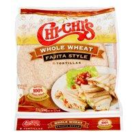 Chi-Chis Whole Wheat Fajita Style Tortillas,