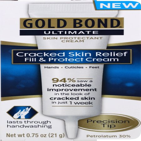 GOLD BOND® Ultimate Cracked Skin Fill & Protect Cream 0.75oz