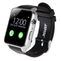AGPtek Smart Wrist Watch Waterproof Resistant 4.0 Heart Rate Monitor for Android IOS
