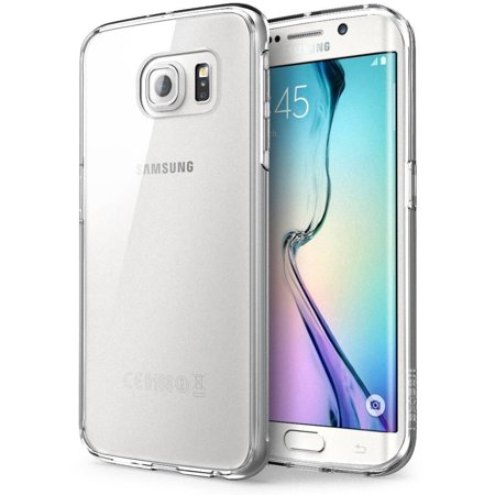 For Samsung Galaxy S7 Case, SuperGuardZ Slim Clear TPU Shockproof Protection Cover Armor