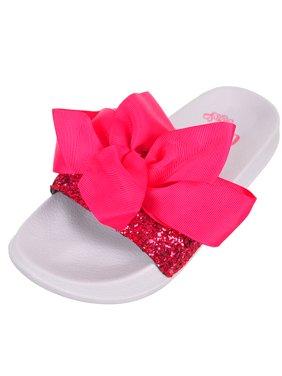 Jojo Siwa Girls' Slide Sandals (Sizes 13 - 5)