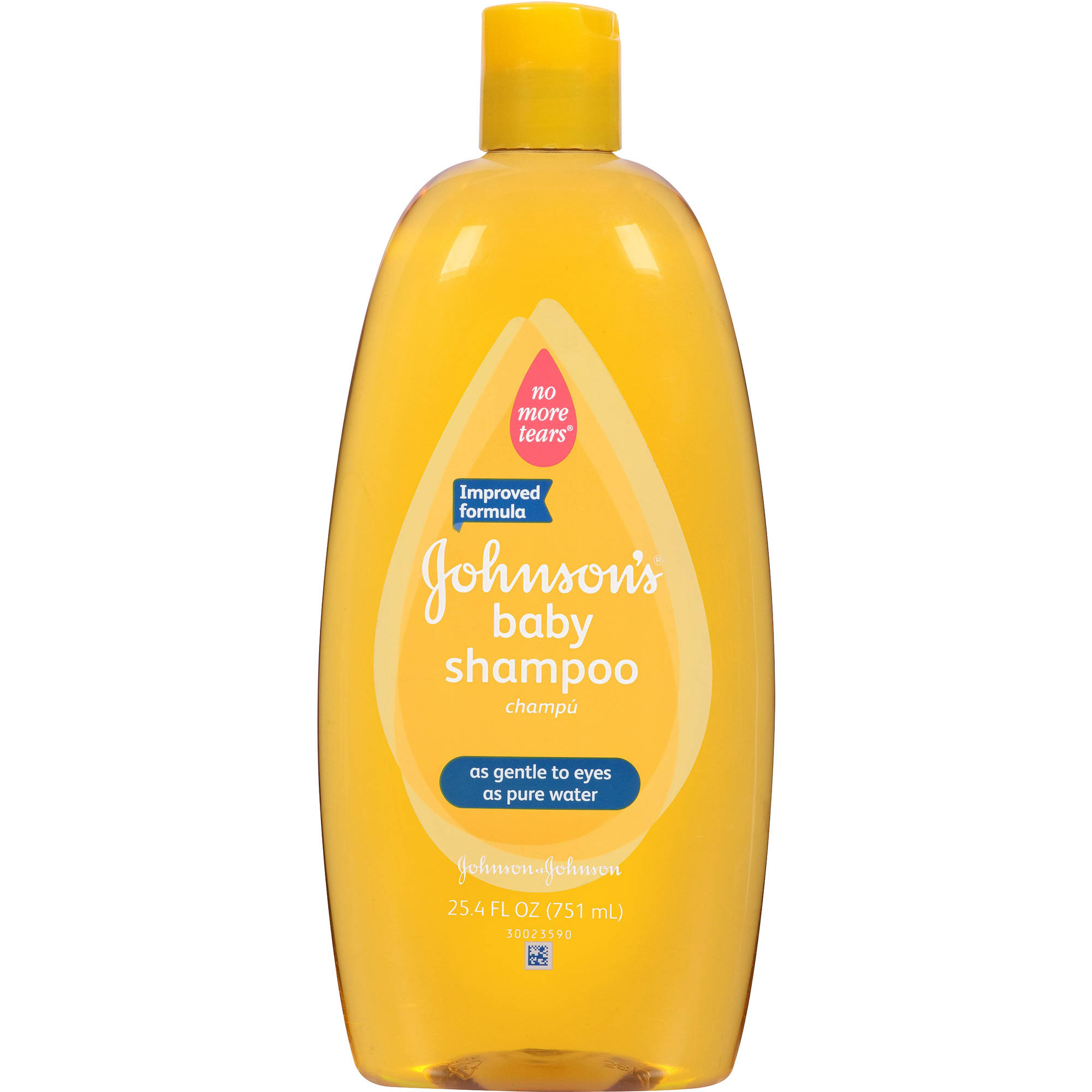 Johnson's Baby Shampoo, 25.4 oz