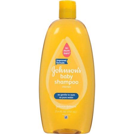 Johnson's Baby Shampoo, 25.4 oz