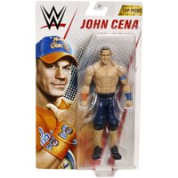 "John Cena - WWE Series ""Top Talent 2018"" Toy Wrestling Action Figure"