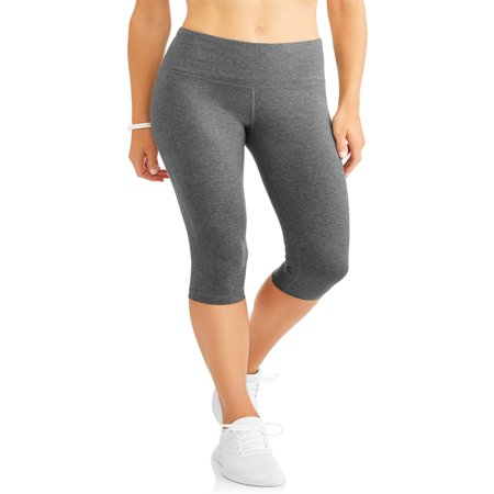 Women's Active Core Cotton Capri Legging ()