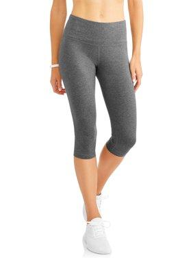 Women's Active Core Cotton Capri Legging
