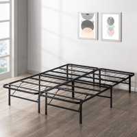 Best Price Mattress Innovative Steel Platform Bed Frame – Multiple Sizes