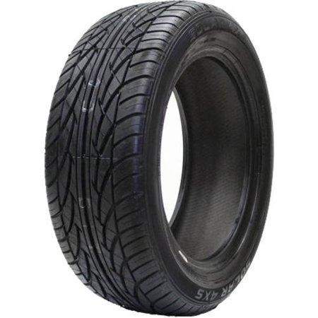 Solar 4XS P225/50R17 94V BSW Tire (2005 Honda Accord Tire Size P215 50r17)