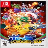 Pokken Tournament DX, Nintendo, Nintendo Switch, 045496591137