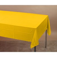 """Plastic Tablecover, 54"""" x 108"""""""