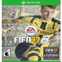 FIFA 17, Electronic Arts, Xbox One, 014633368727