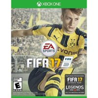 FIFA 17, Electronic Arts, Xbox One, 014633368727