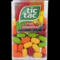 Tic Tac Fruit Adventure Mints, 1 oz