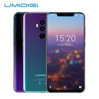 "6.2"" Large Screen Global Unlocked Smartphone Four Lens Android 8.1 64GB 4G Smartphone - Face Unclock"