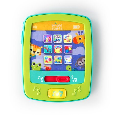 - Bright Starts Lights & Sounds FunPad Musical Toy