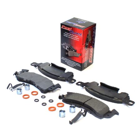 1974 Cadillac Commercial Chassis (Go-Parts OE Replacement for 1971-1996 Cadillac Commercial Chassis Front Disc Brake Pad Set for Cadillac Commercial Chassis )